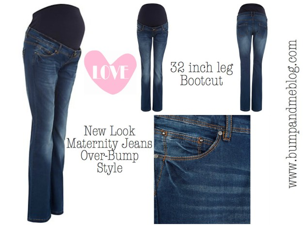 new look maternity jeans