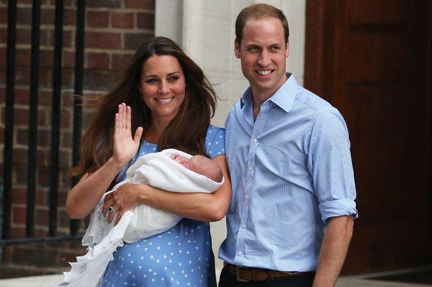 Baby Prince George