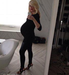 Gwen Stefani Pregnant 2014
