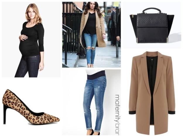 Tamara Ecclestone maternity style